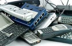 Used WEEE phones
