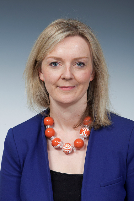 Liz Truss has been reappointed as Secretary of State for Environment, Food and Rural Affairs
