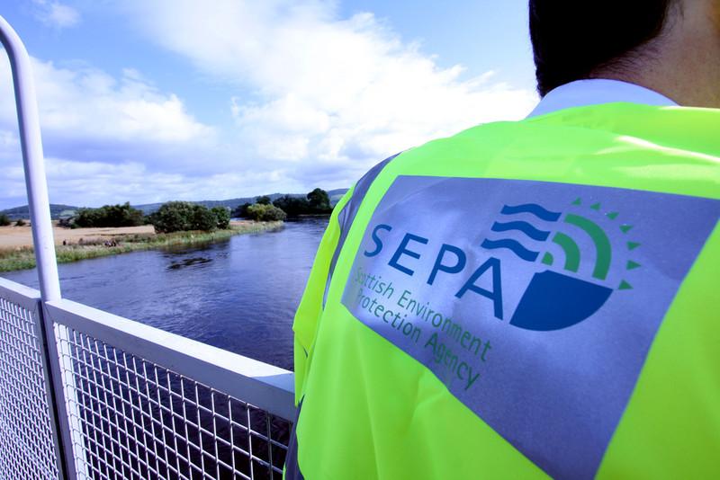 SEPA staff member