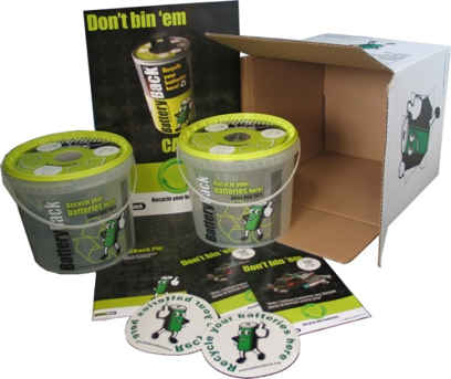 wastepack campaign