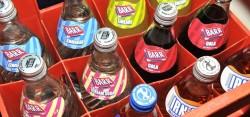 Bottles (credit AG Barr)