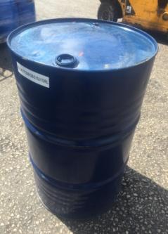 205ltr steel bung top