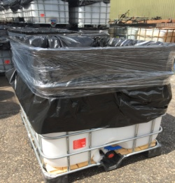 Recon cut off 1000ltr IBC