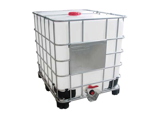 UN Standard new 1000ltr IBC with a metal pallet